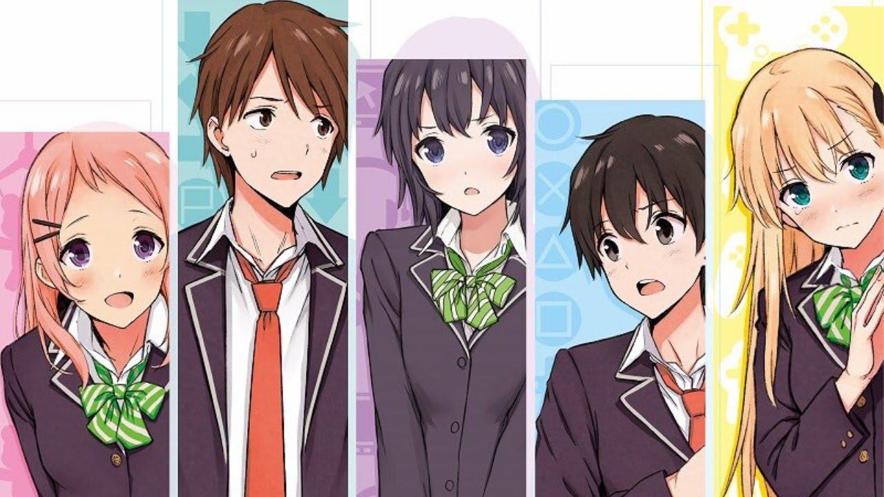 Gamers anime release 07 2017 youtube - 2017 anime wallpaper ...