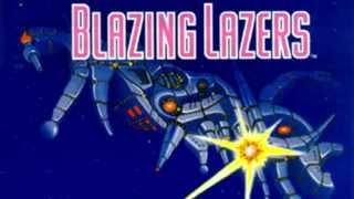 Blazing Lazers  ♫  Soundtrack