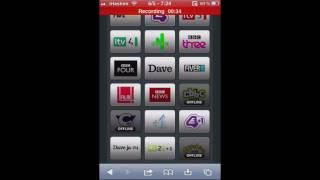 Watch Free Legal Live TV On iPhone / iPod Touch / iPad