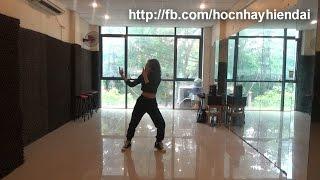[Học nhảy hiện đại] La La Latch Choreography - Dancer Diệu Linh (Cover)