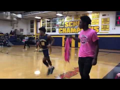 Annapolis vs Crestwood HighSchool Basketball 2018 Ball is Life VLOG #6