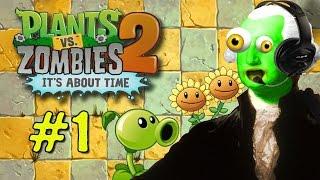 zgw plays plants vs zombie 2 1
