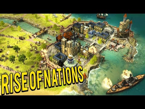 GERMAN POWER! Classic RTS - Rise of Nations Extended Edition