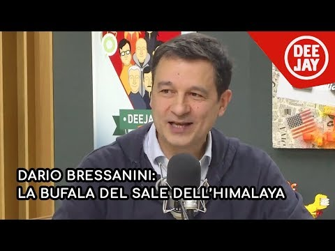 La bufala del sale dellHimalaya: E rosa perchè è sporco