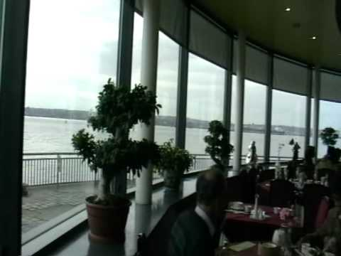 Views from the interior ofChung Ku restaurant, Liverpool