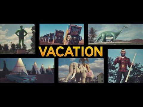 Lindsey Buckingham - Holiday Road (Vacation 2015 opening credits)