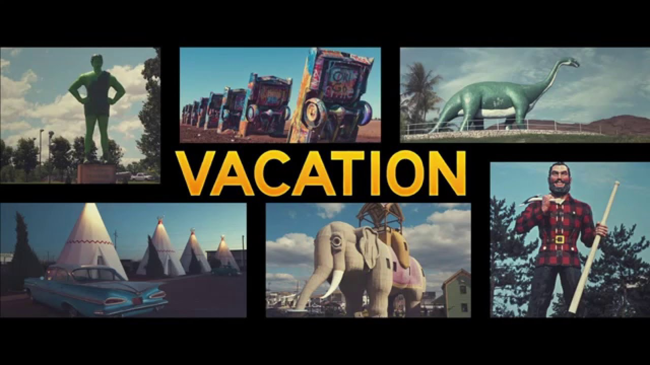 Lindsey Buckingham Holiday Road Vacation 2015 Opening Credits Youtube