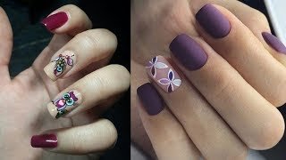 Easy Nail Art Designs For Beginners Step By Step #6