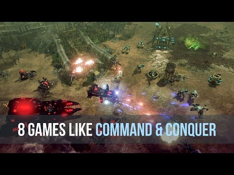 8 Best Games Like Command And Conquer