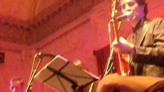The Monochrome Set - Goodbye Joe/He's Frank - Bush Hall, London. 27th April 2013