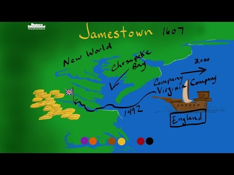Why Was Jamestown Founded