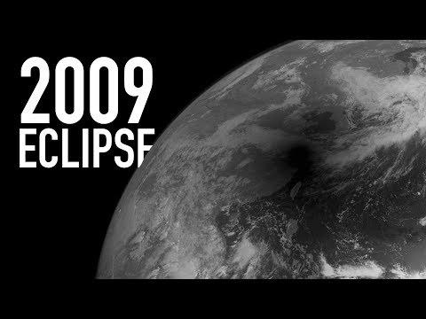 Solar Eclipse - Sixty Symbols