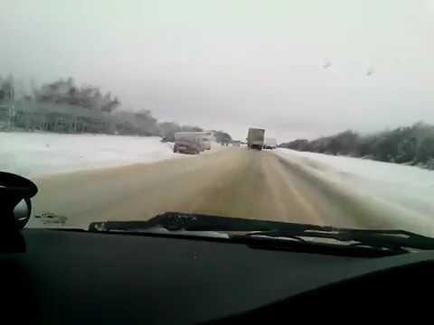 ДТП на трассе Саратов-Петровск