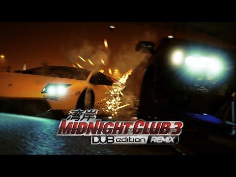 MIDNIGHT CLUB 3: Grand Theft Auto V Edition (ROCKSTAR EDITOR)