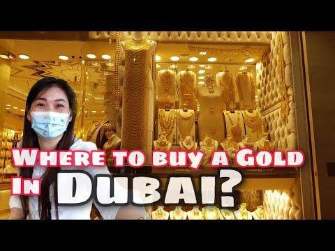 Gold Souk Deira 2020 The biggest Gold market in Dubai || Maricar De Vera