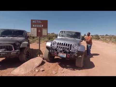 Moab Utah The OHIO Crew #24 Fulltime RVing