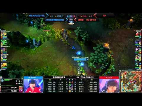 LPL Week 3: World Elite vs. Invictus Gaming