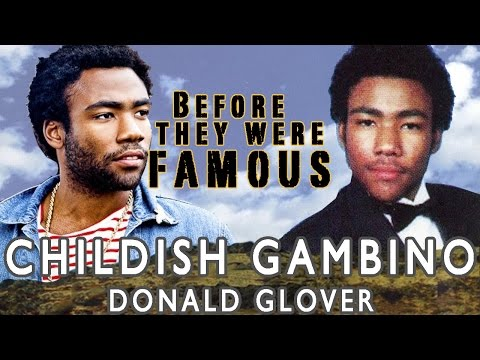 Childish Gambino  Before They Were Famous  Donald Glover