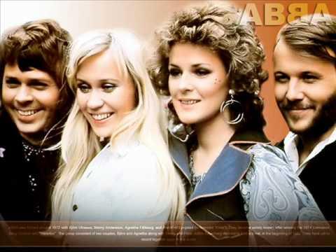 ABBA- DANCING QUEEN