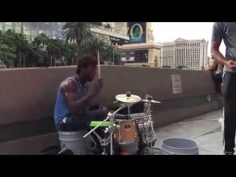 """drum cover pengamen """"wiz khalifa-see you again"""""""