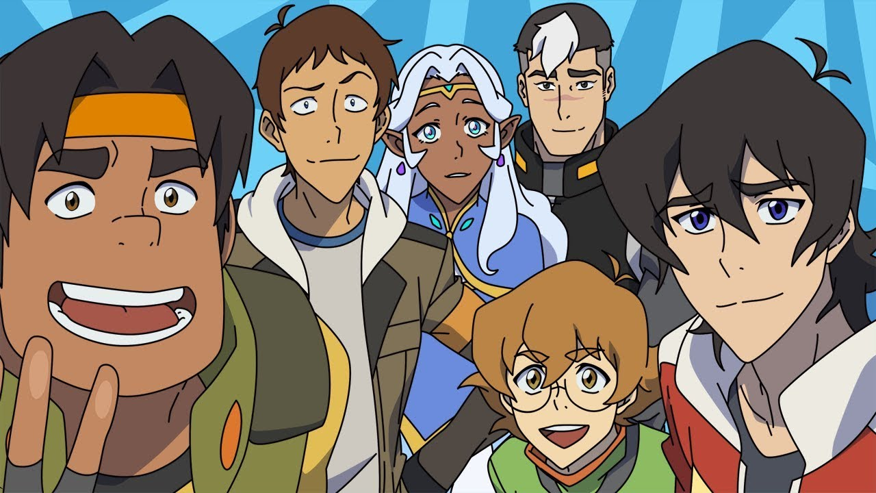 Voltron Desktop Wallpaper Speed Edit Download In Description