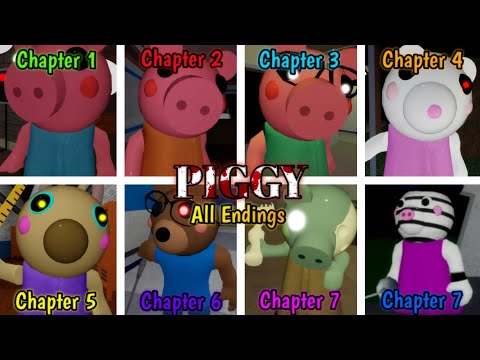Roblox | Piggy - All Chapters