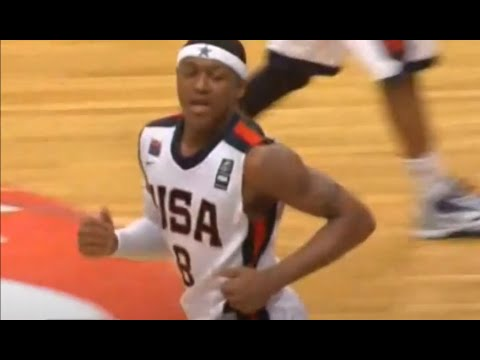 Bradley Beal THROWBACK game leads USA to GOLD at 2010 U17 Would Cup! Team high 19 pts and 5 threes!