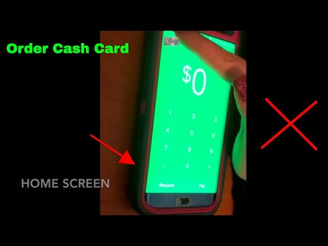 ✅  Ordering Cash App Cash Card - What Are The Steps? 🔴