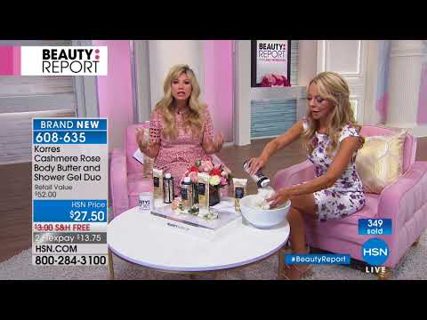 HSN | Beauty Report with Amy Morrison 04.05.2018 - 07 PM