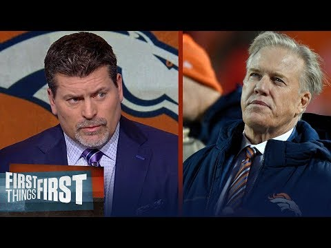 Mark Schlereth on the Denver Broncos: 'This is not a NFL offense right now' | FIRST THINGS FIRST