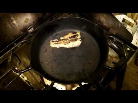 Blackened Catfish from YouTube · High Definition · Duration:  3 minutes 6 seconds  · 1,000+ views · uploaded on 3/6/2012 · uploaded by BillGoudy