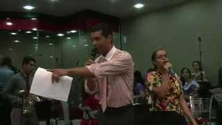 Pastor Charles Renato & irmã Luana - Todos procuravam Ele