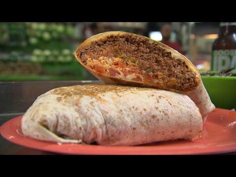 Chicago's Best Burrito: Martinez Supermercado