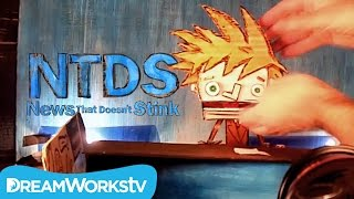 This Show Is All Made Of CARDBOARD?! Awesome! | NEWS THAT DOESN'T STINK