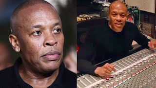 "Dr. Dre Reacts To All The Support After Being Put In The ICU For Brain Aneurysm... ""Thank You All"""