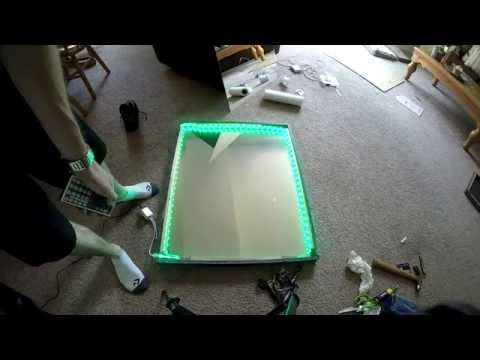 How to make an Infinity Mirror - Tips and Tutorial