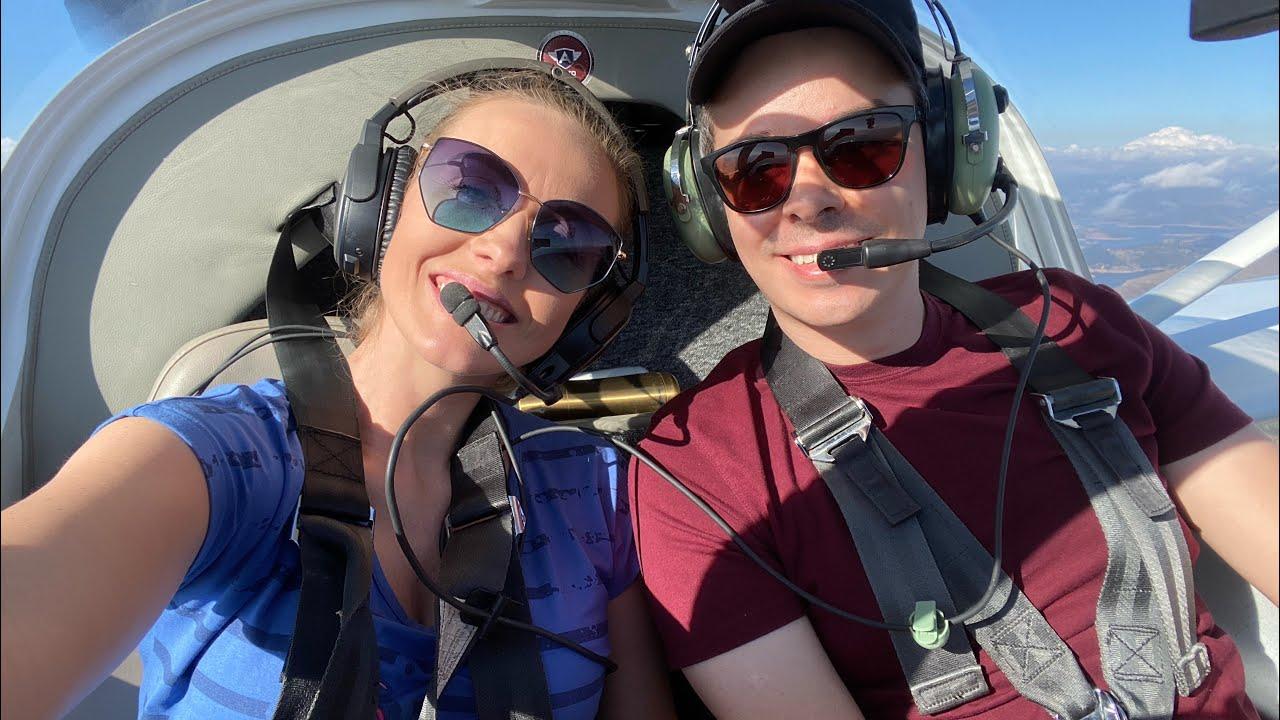 Voando de Petrel - Um passeio de domingo pela Represa de Paraibuna