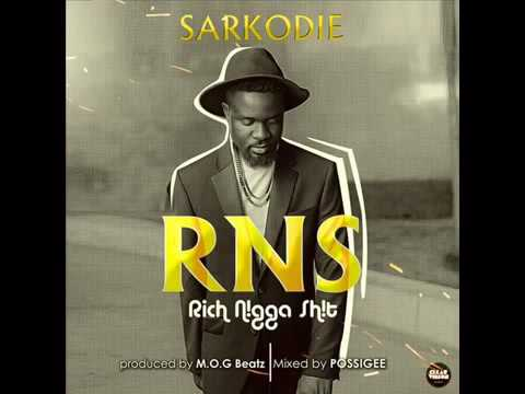 Sarkodie  RNS Audio Slide