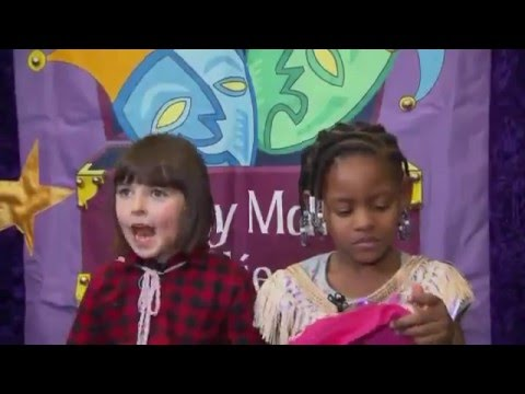 PIX11 Special - Only Make Believe brings theater to kids in need New York