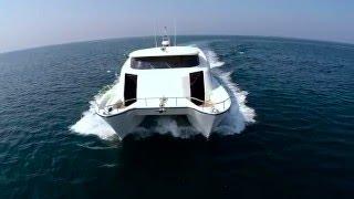 Concept Marine GTV Catamaran