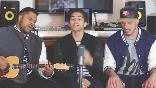 back to sleep by chris brown cover by alex aiono ft vince harder and ratsta
