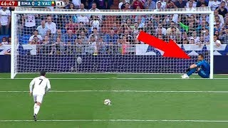 Soccer History's Most Interesting 10 Penalty. - That would be a million!