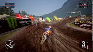 MXGP PRO Triple jump Italy 125cc