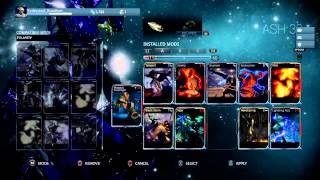 WARFRAME® How to fuse MODS. (on PS4™)