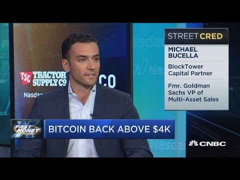 Bitcoin is at the end of a distress cycle, says BlockTower
