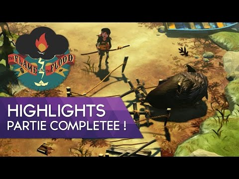 the flame in the flood guide