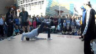 Break Dance Battle invalid square crew 2