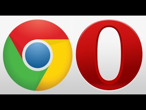 How to Import Bookmarks from Google Chrome to Opera Web Browser
