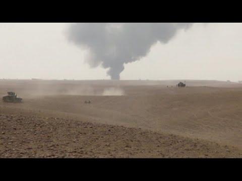 حصري - القوات العراقية تقترب من داعش في مركز الحويجة  - نشر قبل 11 ساعة