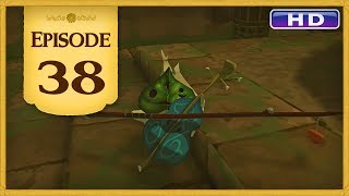 The Legend of Zelda: The Wind Waker HD - Episode 38 | Wind Temple - Big Key
